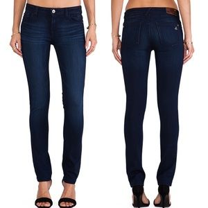 DL1961 Jeans NICKY Mid-rise Cigarette in Wooster